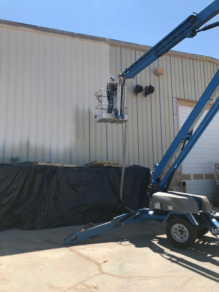 Abilene Booe Commercial Roofing Inc
